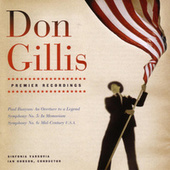 Don Gillis - Symphonies No. 5  And No. 6 by Sinfonia Varsovia