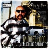 Bloodline Flatline by Midget Loco