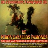 20 Corridos Famosos De Puros Caballos Famosos by Various Artists