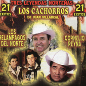 21 Exitos - Tres Leyendas Nortenas by Various Artists