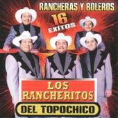 Rancheras Y Boleros by Los Rancheritos Del Topo Chico
