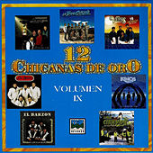 12 Chicanas De Oro, Vol. IX by Various Artists