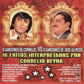 16 Exitos Interpretados Por Cornelio Reyna by Various Artists