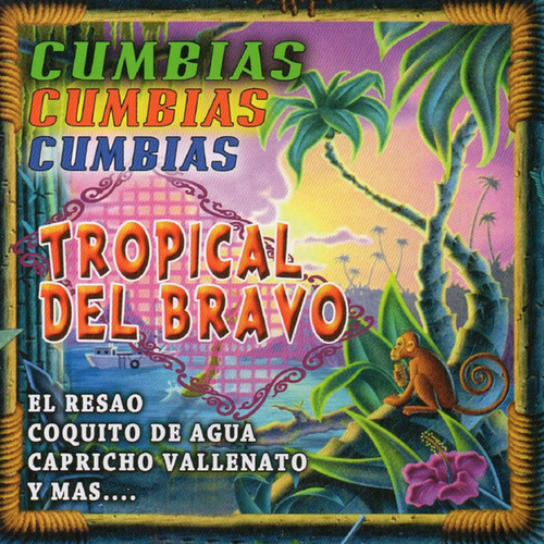 Cumbias Cumbias Cumbias by Tropical Del Bravo