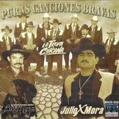 Puras Canciones Bravas by Various Artists
