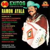 14 Exitos Compuestos Por Ramon Ayala de Los Relampagos