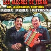 Los Legendarios Nortenos Rancheras Rancheras y Mas Rancheras by Los Alegres de Teran