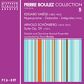Pierre Boulez Collection, Vol. 5 de Orchestre Du Domaine Musical