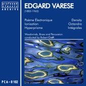 Edgard Varese: Poème Électronique by Robert Craft