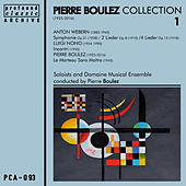 Pierre Boulez Collection, Vol. 1 de Pierre Boulez