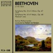 Beethoven Symphonies No. 5 & No. 6 de Berliner Philharmoniker