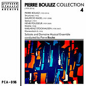 Pierre Boulez Collection, Vol. 4 de Pierre Boulez