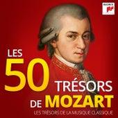 Les 50 Trésors de Mozart - Les Trésors de la Musique Classique by Various Artists