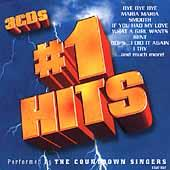 #1 Hits by The Countdown Singers