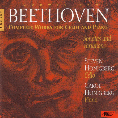 Complete Works for Cello by Steven Honigberg