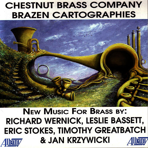 Brazen Cartographies by The Chestnut Brass Company