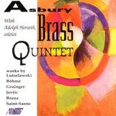 The Asbury Brass Quintet de Asbury Brass Quintet
