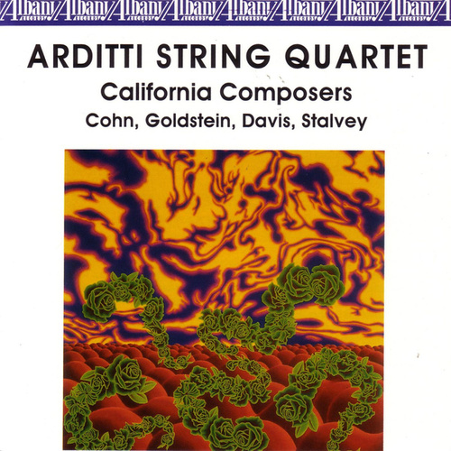 The Arditti Quartet by Arditti Quartet