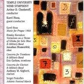 Temple University Wind Symphony by Temple University Wind Symphony