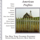 American Profiles von New York Chamber Ensemble