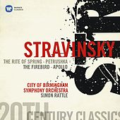 20th Century Classics: Igor Stravinsky by Various Artists