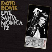Live In Santa Monica '72 de David Bowie