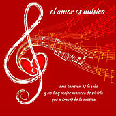 El Amor Es Música von Various Artists