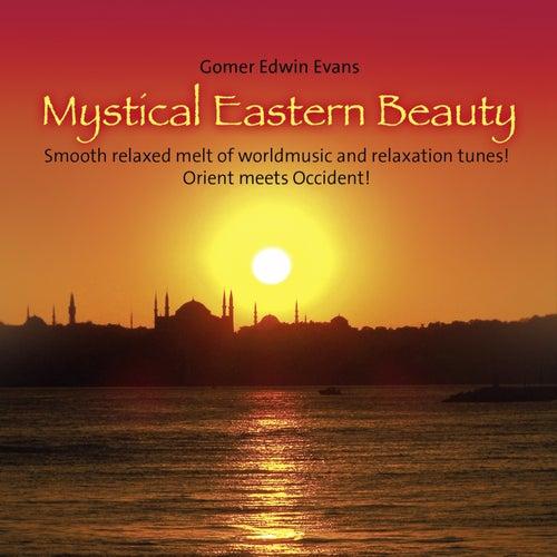 Mystical Eastern Beauty by Gomer Edwin Evans