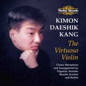 The Virtuoso Violin de Margit Rahkonen