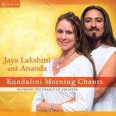 Kundalini Morning Chants - Invoking the Energy of Creation de Ananda