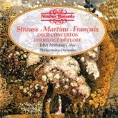 Strauss, Martinu & Françaix: Oboe Concertos by John Anderson