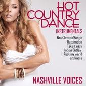 Hot Country Dance Instrumentals de The Nashville Voices