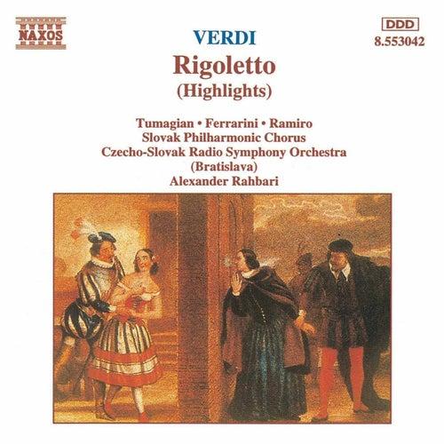 Rigoletto (Highlights) by Giuseppe Verdi