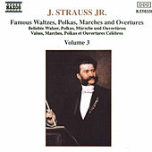 The Best of Johann Strauss Jr. Vol. 3 de Johann Strauss, Jr.