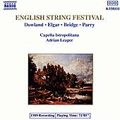 English String Festival by Various Artists