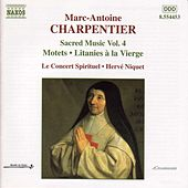 Sacred Music Vol. 4 by Marc-Antoine Charpentier
