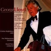 Violin Concertos by Philharmonia Orchestra
