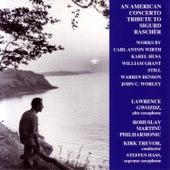 An American Concerto Tribute to Sigurd Rascher by Bohuslav Martinu Philharmonic