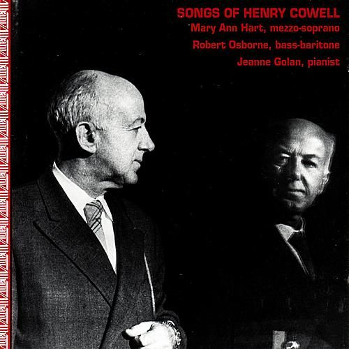 Songs of Henry Cowell by Mary Ann Hart