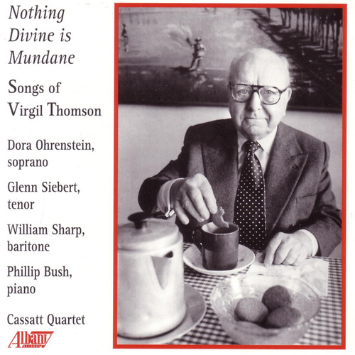 Nothing Divine is Mundane by Various Artists