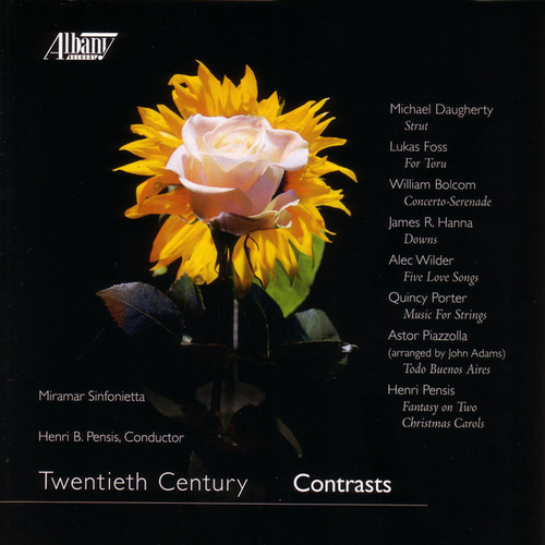 20th Century Contrasts by Miramar Sinfonietta