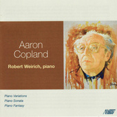 Aaron Copland - Works for Piano von Robert Weirich