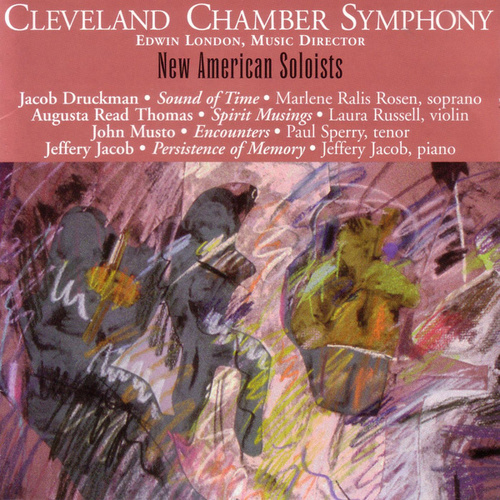 New American Soloists by Cleveland Chamber Symphony