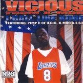 I Ball Like Kobe by Vicious (Southern Rap/Hip-Hop)