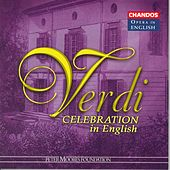 VERDI CELEBRATION (Sung in English) by Various Artists
