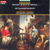 RESPIGHI: Belkis, Queen of Sheba: Suite / Metamorphoseon modi XII by Geoffrey Simon