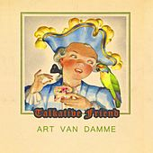 Talkative Friend by Art Van Damme
