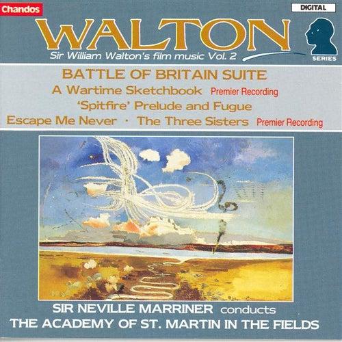 WALTON: Film Music, Vol. 2 by Neville Marriner