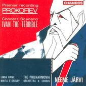 PROKOFIEV: Ivan the Terrible by Linda Finnie