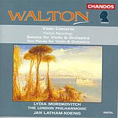 WALTON: Violin Concerto / Violin Sonata / 2 Pieces (arr. for violin and orchestra) by Lydia Mordkovitch